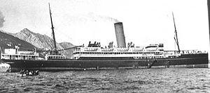 SS Zealandie