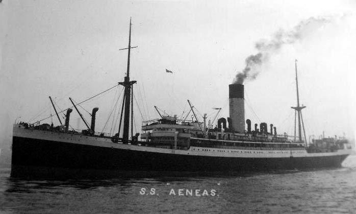SS Aeneas