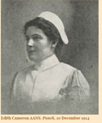 Edith Cameron (Punch, 10.12.1914)