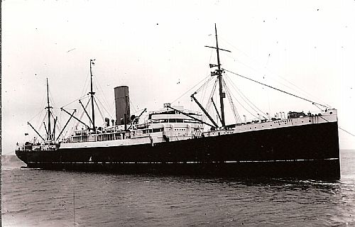 SS Hororata  A 20. Frank embarked for Anzac Cove ex Melbourne on 17 April 1915