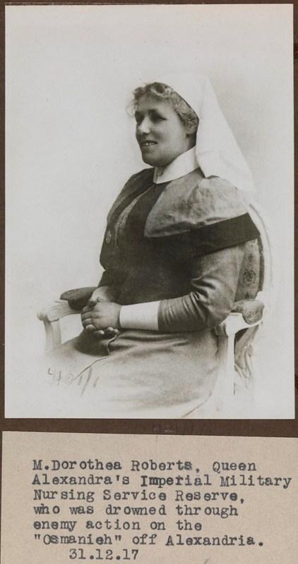 Margaret Dorothy Roberts, QAIMNS (Imperial War Museum)
