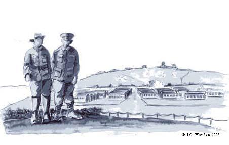 Military Hospital at Fovant