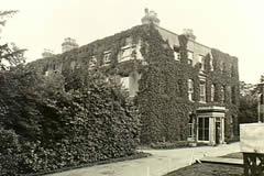Australian Hospital - Bulford Hospital in 1917