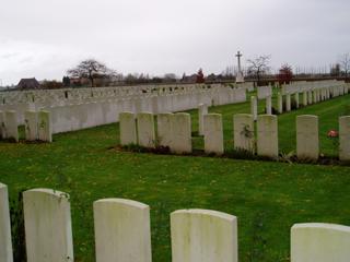 Rue Petillon Cemetery, France