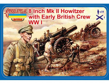 "Poster showing 8"" Mark 11 Howitzeroster"