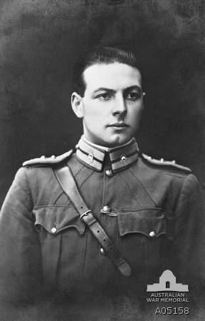Schuler c.1911 in his intelligence officer's uniform